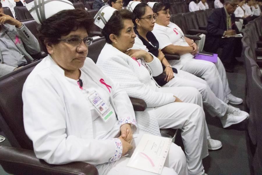 Lanza Salud convocatoria especial a médicos y enfermeras