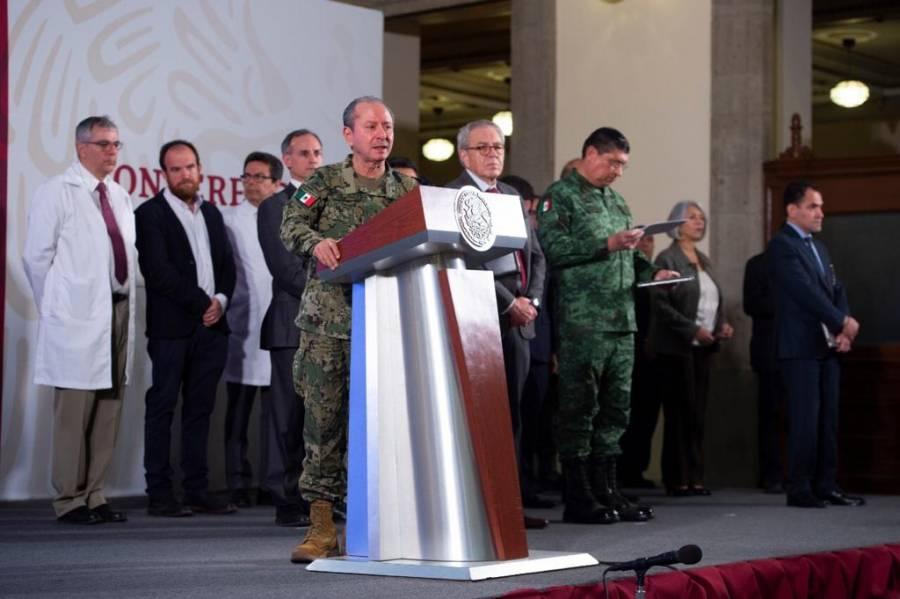Activa gobierno planes Marina y DN-III