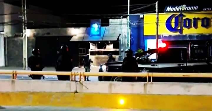Cuatro muertos y seis heridos deja ataque a un bar de Celaya