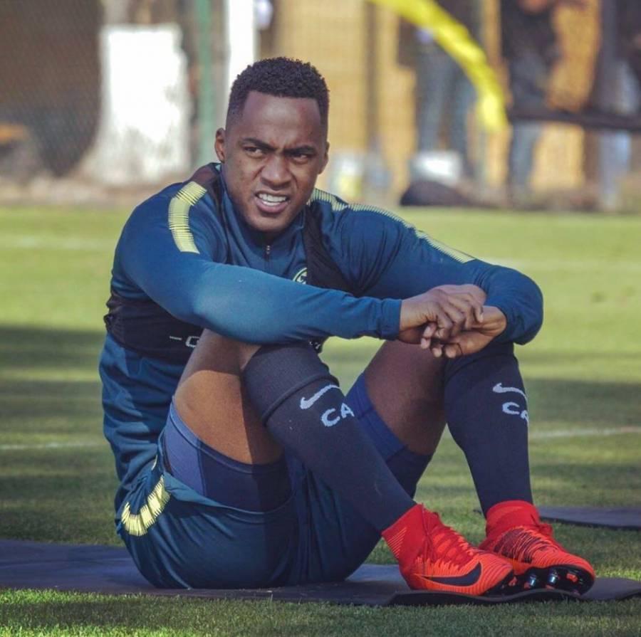 Renato Ibarra podría jugar en Medio Oriente