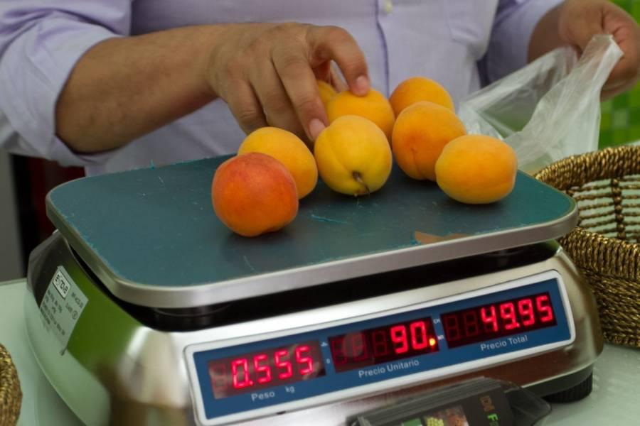 Inflación baja a 3.71% en primera quincena de marzo