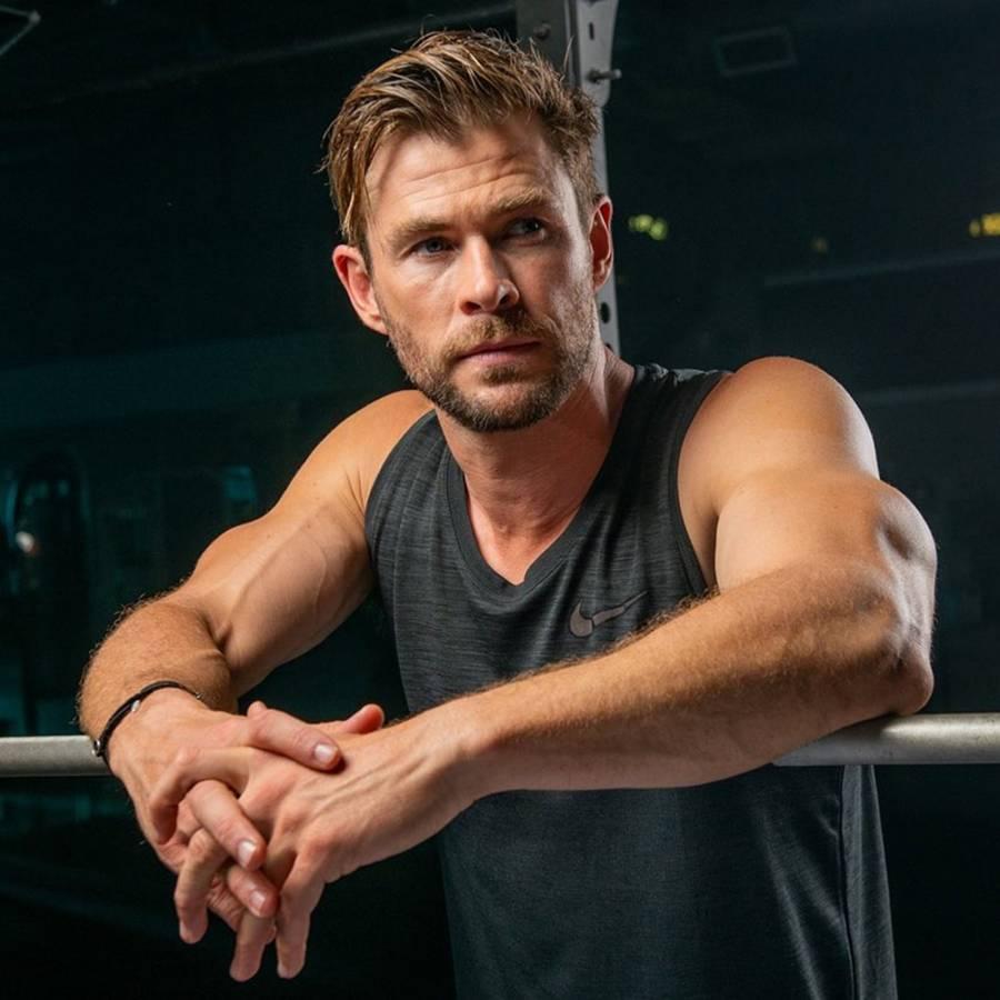 Chris Hemsworth ofrece entrenamiento gratuito por Covid-19