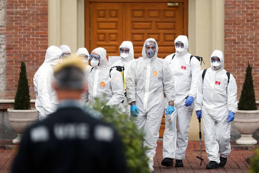España suma dos mil 316 muertos por coronavirus