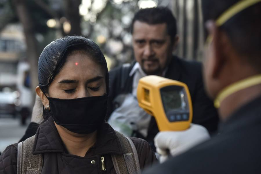 Baja California reporta tres casos más de Covid-19