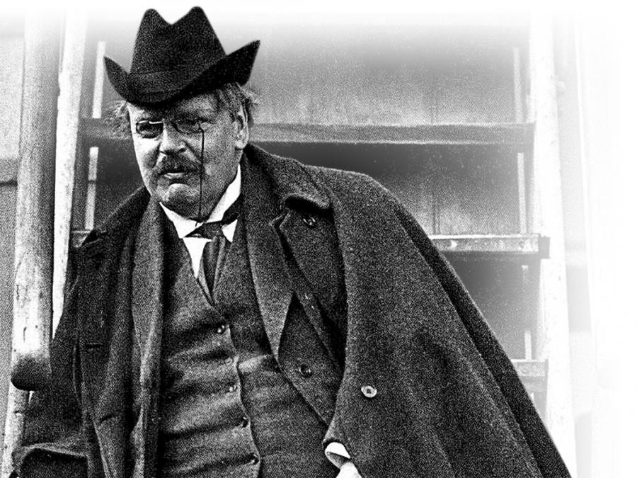 Redescubrir a Chesterton y su fe en Dios en tiempos de pandemia