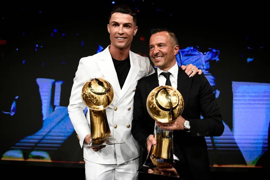 Cristiano Ronaldo y Jorge Mendes donan equipo médico para combatir el Covid-19
