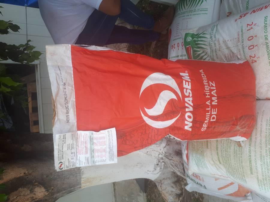 Secretaría de Agricultura inicia entrega de fertilizantes