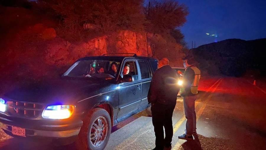 Realizan toque de queda en Sonora por el Covid-19