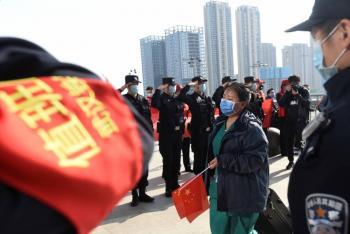 Wuhan ciudad donde comenzó el brote de coronavirus regresa a la normalidad