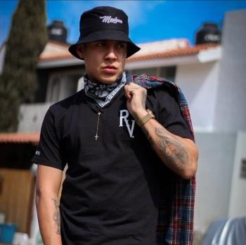 Rapero mexicano lanza sencillo para aliviar cuarentena