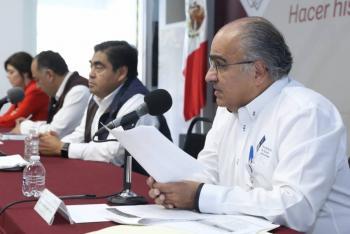 Habilita Puebla plataformas para informar sobre coronavirus