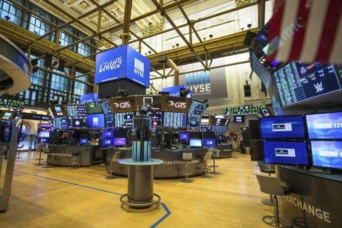 Registra alza bolsa de Nueva York ante inminente anuncio de estímulo a la economía