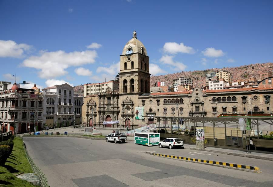 Bolivia decreta estado de emergencia sanitaria