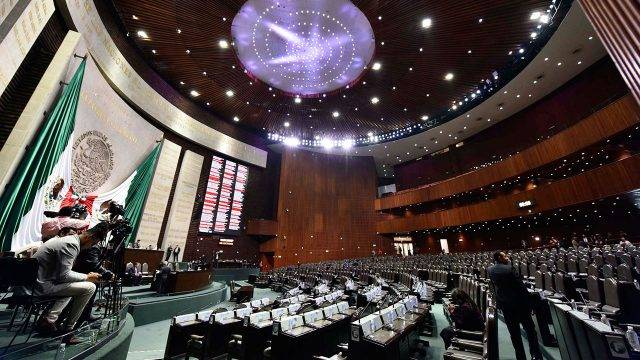 Registran primer caso de coronavirus en Cámara de Diputados