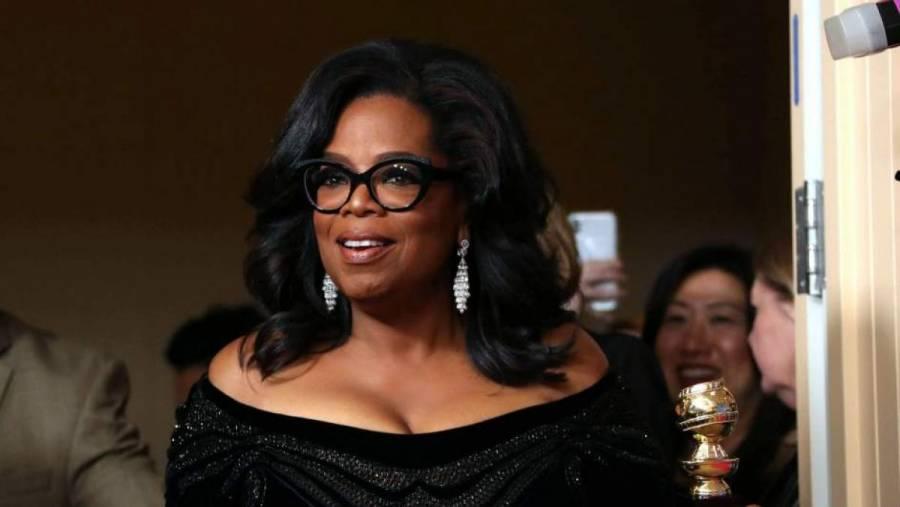 Oprah Winfrey pone sana distancia en su relación de pareja