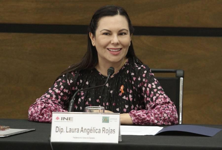 Presidenta de Cámara de Diputados presenta iniciativa para que puedan legislar vía remota