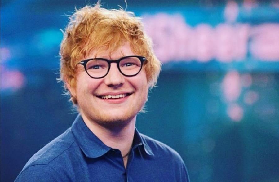 Ed Sheeran se solidariza con sus trabajadores por Covid-19