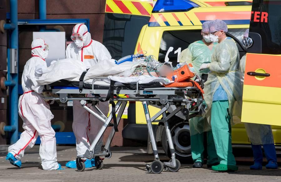 Muertes por coronavirus en Italia ascienden a 7 mil 503