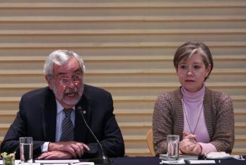 La UNAM desacelera su ritmo por el COVID-19, pero nunca se detiene: Graue Wiechers
