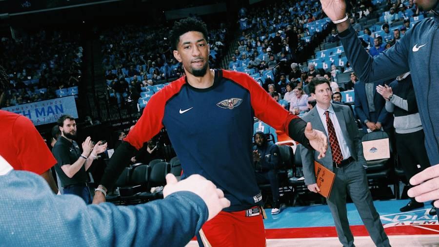 Dan de alta a Christian Wood, de los Pistons, por coronavirus