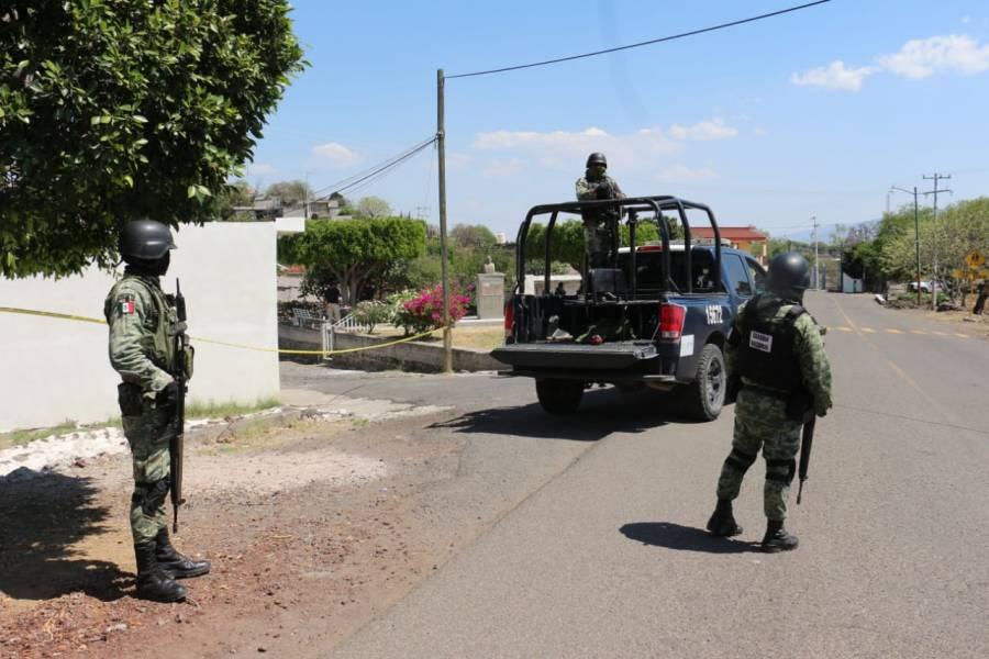 Guardia Nacional es emboscada en Guanajuato por civiles armados