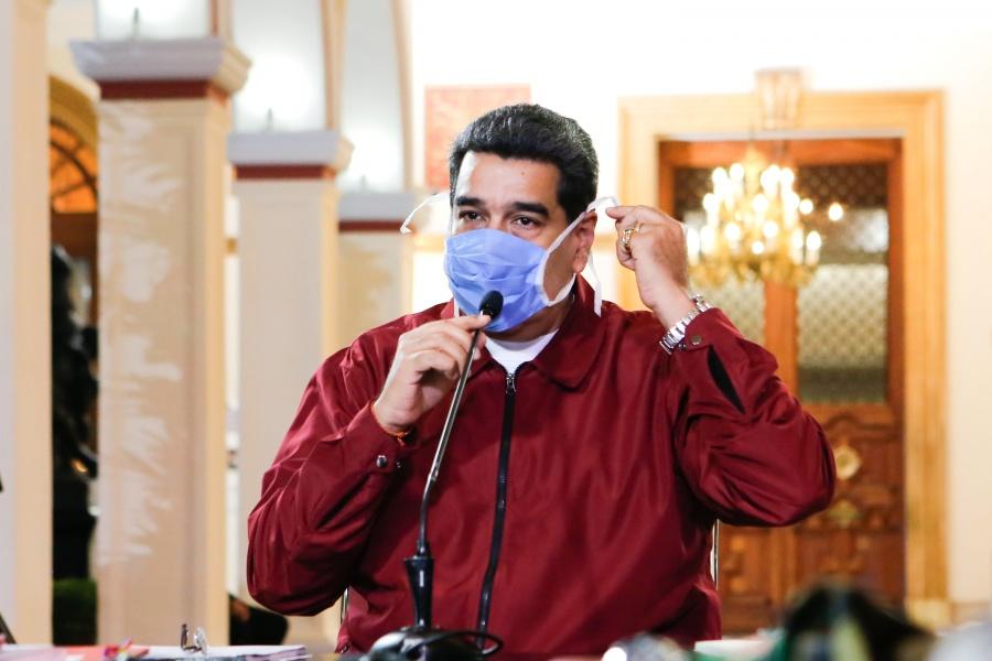 EU acusa a Maduro de narcoterrorismo