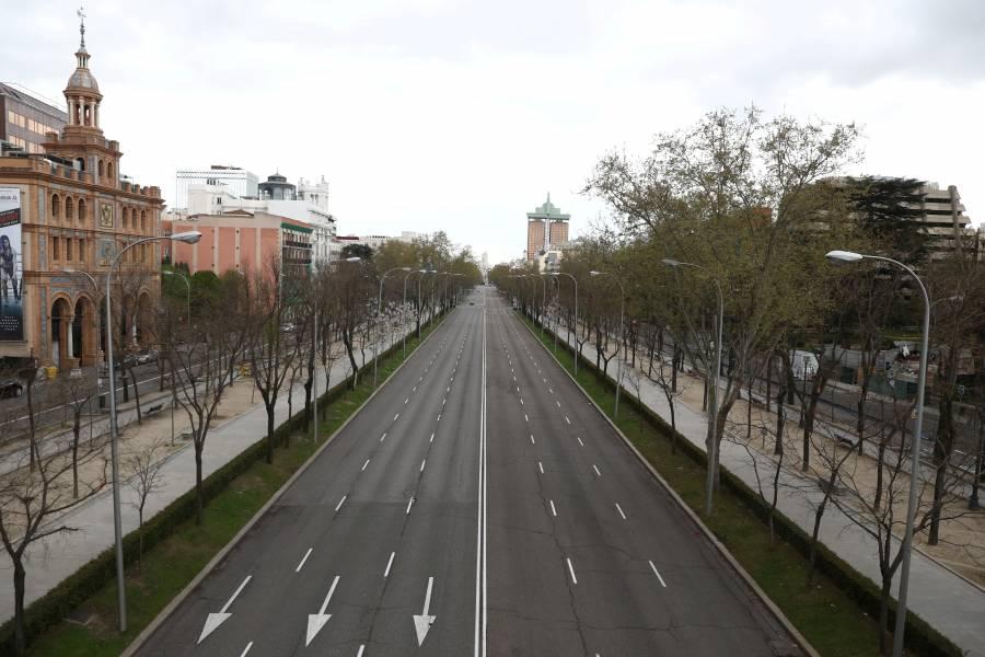 España prolonga estado de alarma hasta el 12 de abril