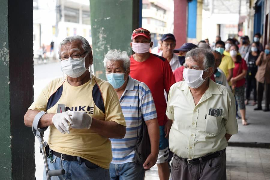 El nuevo coronavirus ha cobrado la vida de 29 personas en Ecuador