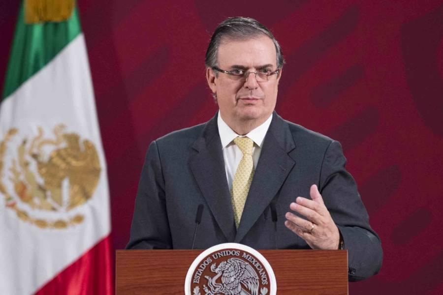 "Llama Cancillería a jefes de gobierno asumir ""compromiso"" ante pandemia"