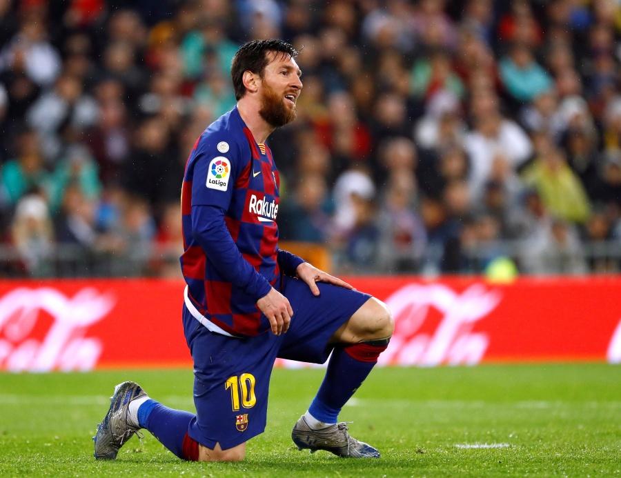 """Para evitar crisis, """"Barca"""" recorta al sueldo Messi; gana 9 mdd al mes"""