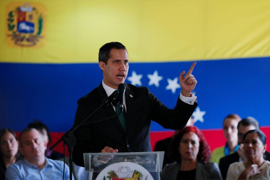 Acusa la fiscalía venezolana a Juan Guaidó por golpe de Estado