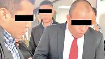 Marino y director de AIC vinculados a proceso por tortura en Caso Ayotzinapa