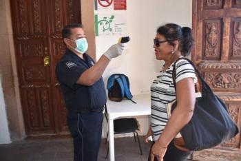 SP de Soledad presenta plan de prevención contra el Covid-19