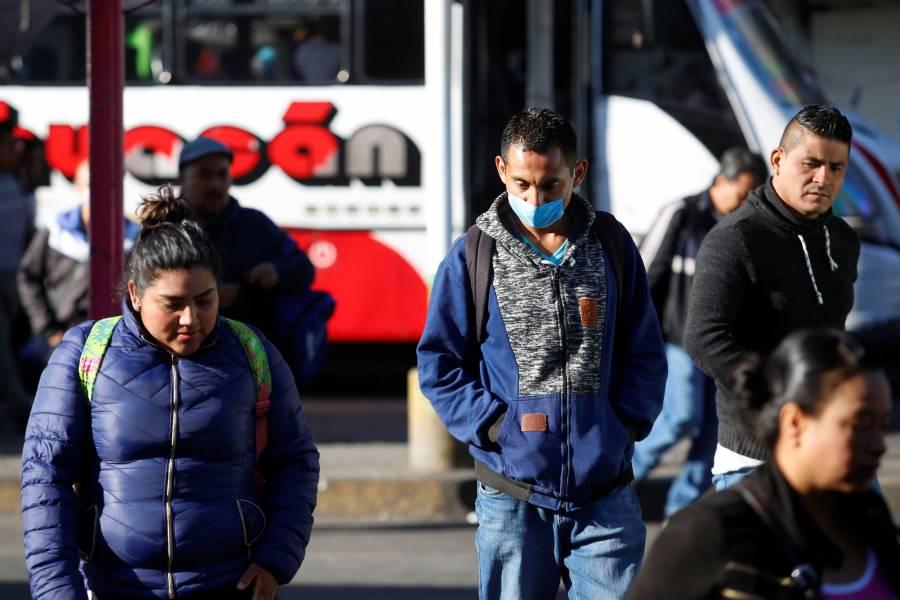 Reportan 717 casos de Covid-19 y 12 personas muertas