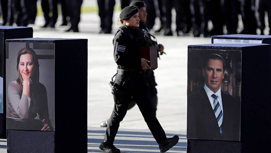Descontento el PAN con el informe sobre la muerte de los Moreno Valle