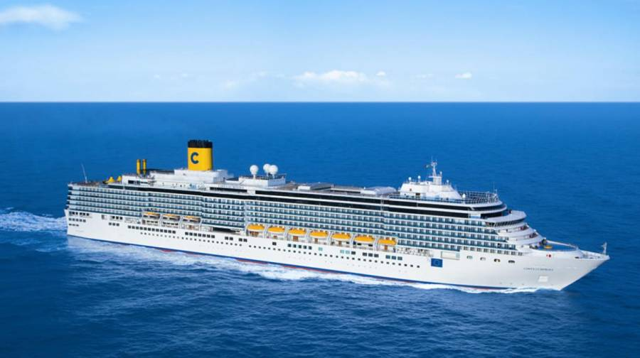 Aíslan en Roma a 31 pasajeros que viajaban en crucero; 10 son mexicanos