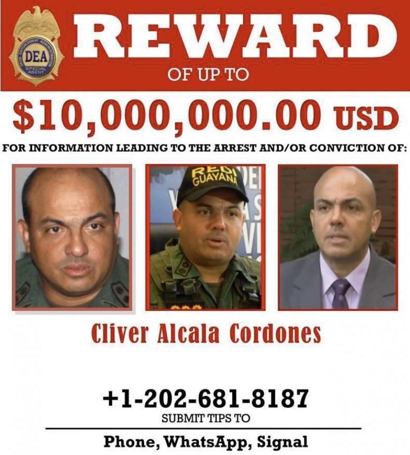 Capturan a general retirado de Hugo Chávez por narcoterrorismo