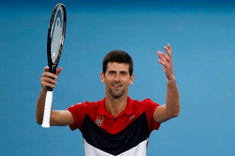 Novak Djokovic dona un millón de euros para combatir COVID-19