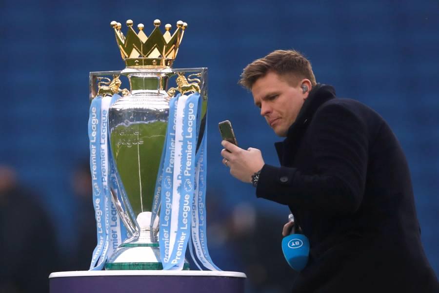 Premier League no reanudará antes del 30 de abril