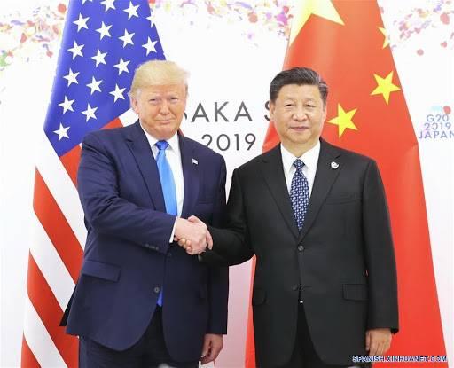 China y EE. UU trabajarán juntos para enfrentar el Covid-19: Trump