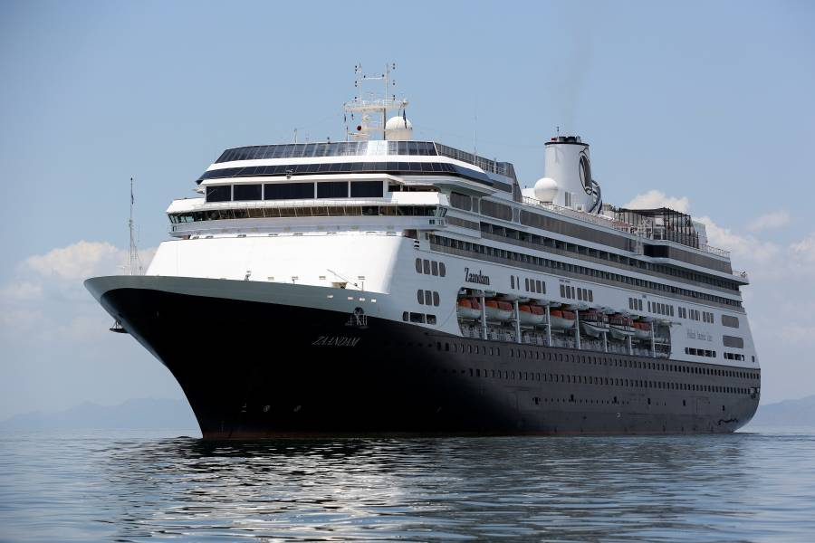 Mueren cuatro personas con Covid-19 en crucero