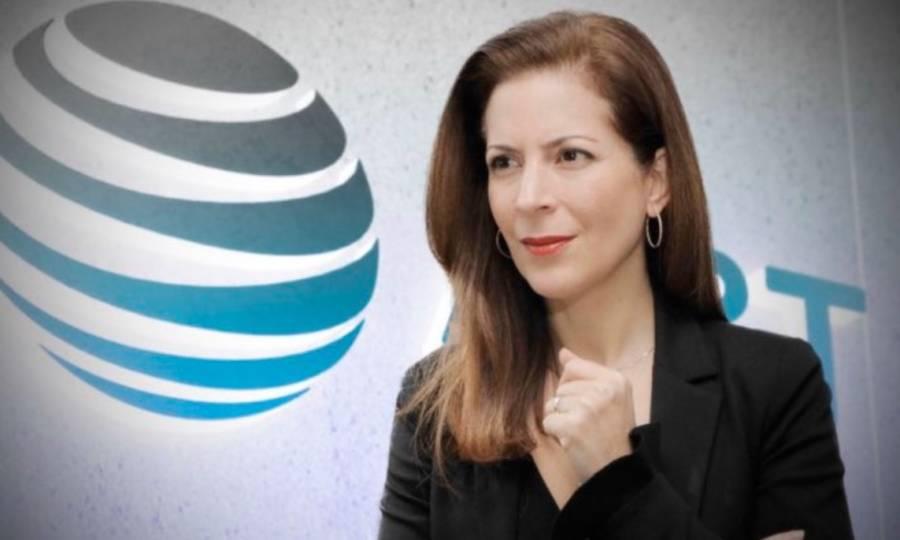 Mónica Aspe asume dirección general de AT&T