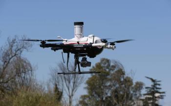 Proponen utilizar drones para combatir el coronavirus en México