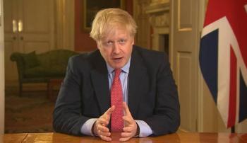 Primer Ministro de Reino Unido, otro caso de COVID-19