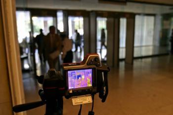 Se instalan cámaras de calor para detectar casos de fiebre en el Metro