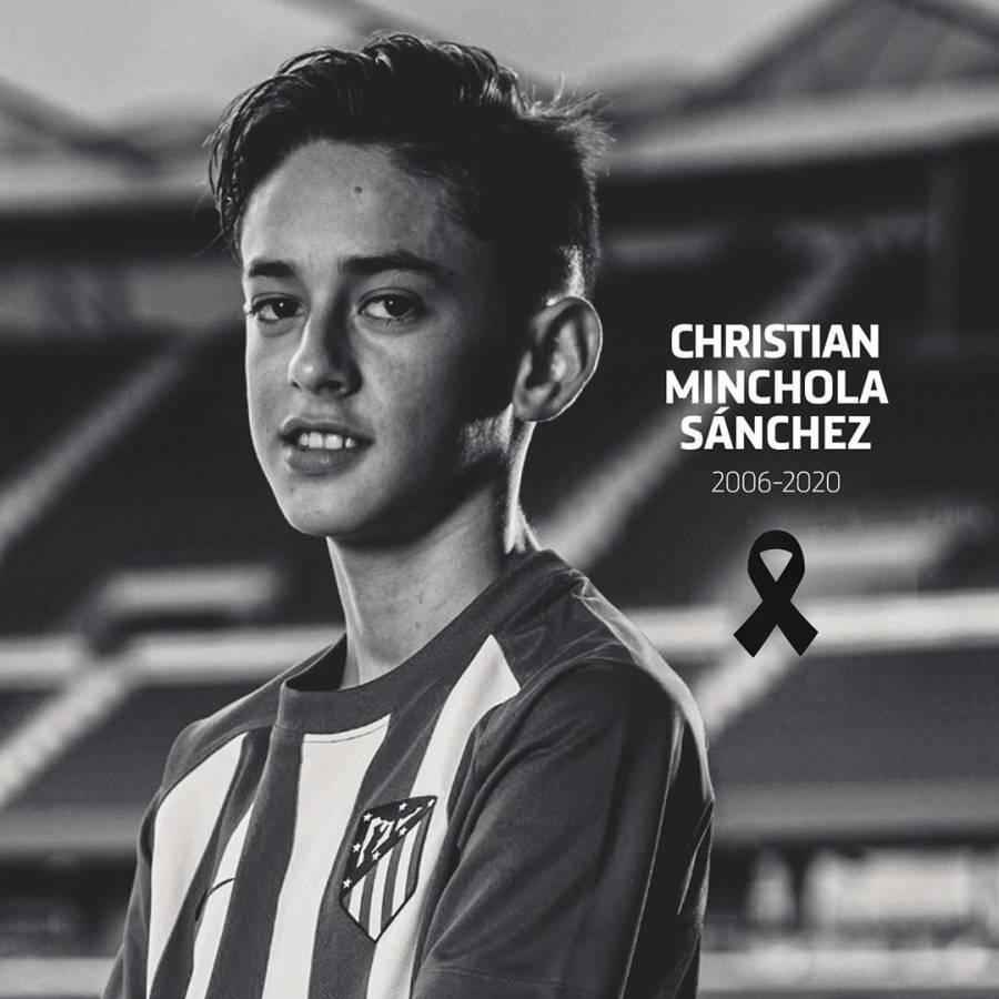 Fallece canterano del Atlético de Madrid