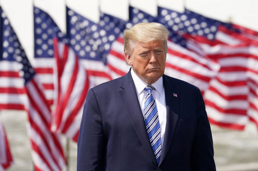 Considera Trump cuarentena obligatoria en Nueva York