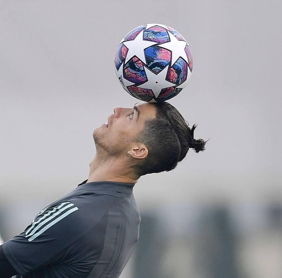 Cristiano Ronaldo se baja el sueldo por coronavirus
