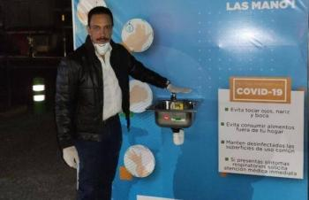Gobernador de Hidalgo da positivo a prueba de Covid-19