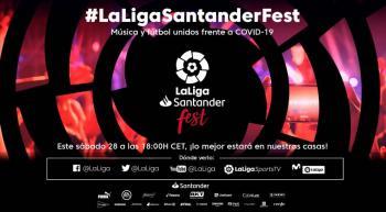 LaLiga Santander Fest: Conciertos y horarios